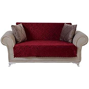 Amazon Com Argstar Reversible Love Seat Cover Durable