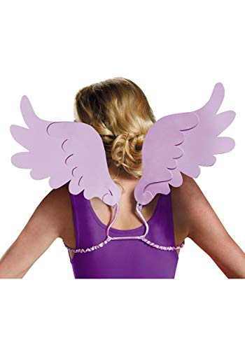 My Little Pony Costume Adults (Disguise Women's Twilight Sparkle Adult Costume Wings, Purple, One)