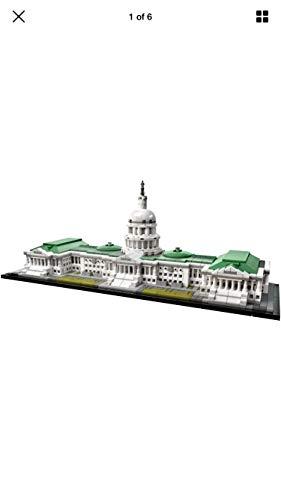 Arquitectura LEGO (LEGO) Capitolio de los Estados Unidos 21030