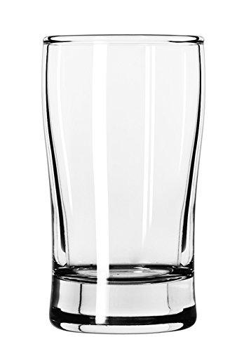 Sampler Beer Glass - Libbey Beer Tasting Sampler Glass (#249), 5oz - Set of 4