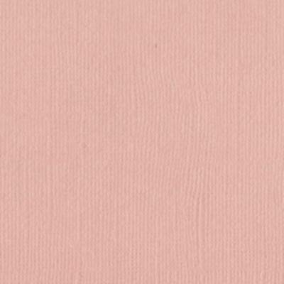 Bazzill Quartz 12x12 Textured Cardstock | 80 lb Light Peach Scrapbook Paper | Premium Card Making and Paper Crafting Supplies | 25 Sheets per Pack Bazzill 12x12 Cardstock Light