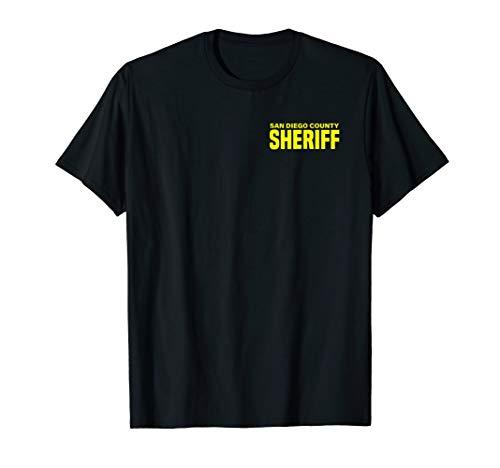 (San Diego County California Sheriff Deputies Uniform)