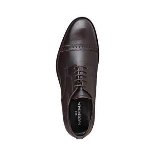 Homme Noir Derbys in Shoes Italia Made Noir q1x7R8TIw