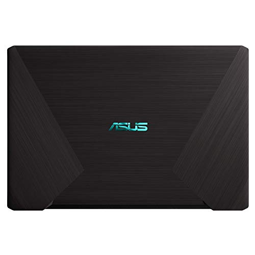 "ASUS R570ZD-DM266 - Portátil de 15.6"" FHD (AMD Ryzen 5-2500U, 8 GB RAM, 256GB SSD, NVIDIA GeForce GTX1050 2 GB, sin sistema operativo) Negro - Teclado QWERTY Español 7"