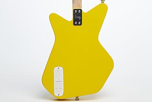 Guitarra eléctrica Loog Pro amarilla: Amazon.es: Instrumentos ...