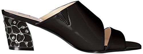 Slide W Patent Shoes Black Sandal Tuti 2 Women Annie wqPApRHX