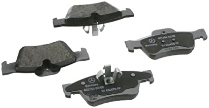 Wonderful OES Genuine Brake Pad Set For Select Mercedes Benz Models