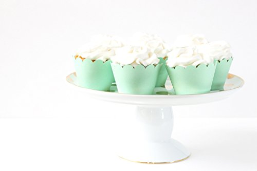 - Mint Green Cupcake Wrappers Seafoam Cupcake Liners Mint Green Party Supplies Girl Boy Baby Shower Birthday Party Turquoise Teal