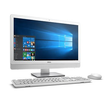 Dell Inspiron All-In-One 23.8 inch Full HD Touchscreen Desktop PC with Keyboard and Mouse