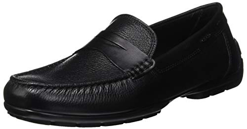 Geox U black Mocasines Para Negro D 2fit W Hombre Moner C0539 black ggqUxwrf