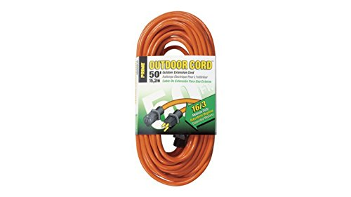 30 ft brown extension cord - 6