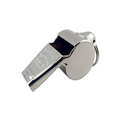 Acme Thunderer Whistle 60.5, Small, High, - Loud Super Whistle