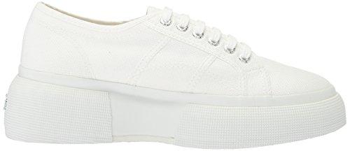 Superga Mujeres 2287 Cotu Sneaker Blanco