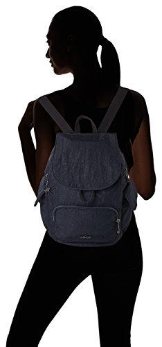 J87 Women K16658 Blue Kipling Backpack Kipling Deepest Women Blue qRx8FzvF