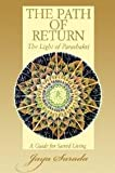 The Path of Return, Jaya Sarada, 1893037010