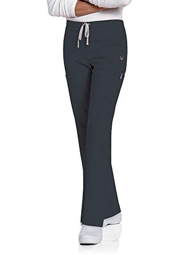 (Urbane Women's Tall Slanted Pockets Cargo Pant, Graphite, TSM)