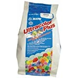 Ultracolour Plus 120 Black 5 Kg, Grout Black/Charcoal Mapei Adhesive & Sealants, Per Unit by Mapei