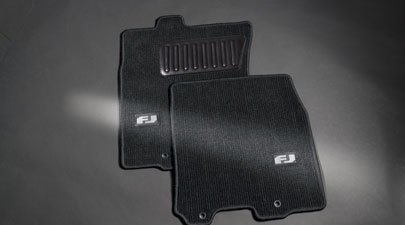 Fj Cruiser All Weather Floor - TOYOTA Genuine PT206-35090-11 Carpet Floor Mat