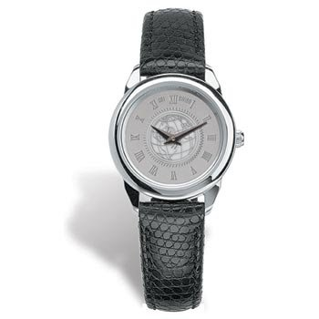 seton-hall-university-ladies-polished-silver-tone-5m-watch