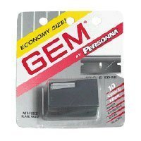 Gem Super Stainless Steel Blades (1 Pack) - Edge Super Stainless Steel Blades