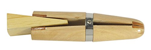 SE JT144RC 6-Inch Wooden Ring Clamp
