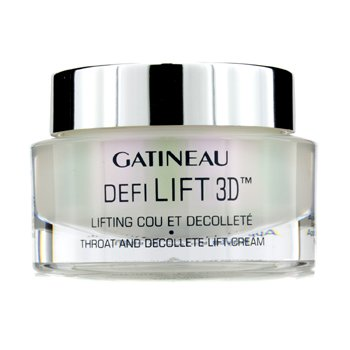 Gatineau Defi 3D Throat And Decollete Lift Care, 1.6 Ounce