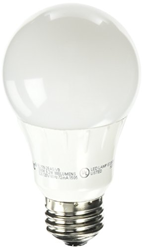 Energetic Lighting ELY09-EAS-VB-6 A19 - 60 Watt Equivalent 800 Lumen Non-Dimmable, 6-Pack by Energetic Lighting