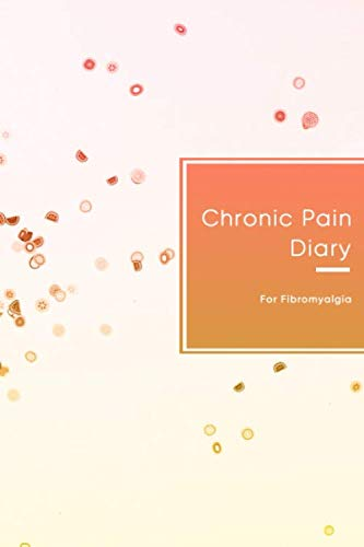 Chronic Pain Journal for Fibromyalgia: Pain tracking and diagnosis notebook | Record, track and find treatment for your chronic pain | Red and orange fruit design (Muscle Aches And Joint Pain And Fatigue)