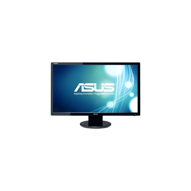 Asus VE248HL TAA 24 LED LCD Monitor   169   2 ms. 24IN WS LCD 1920X1080 1000001 VE248HL TAA VGA DVI BLACK 2MS SPKR LCD. Adjustable Display Angle   1920 x 1080   16.7 Million Colors   250 Nit   1000001   Speakers   DVI   HDMI   VGA   Black   EPEAT Gold,