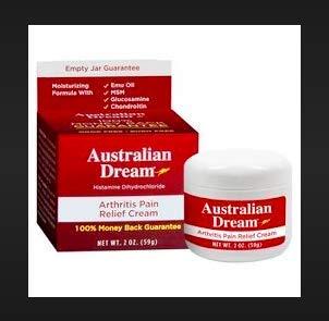 Australian Dream Arthritis Pain Relief Cream, 9 Ounce by Australian Dream