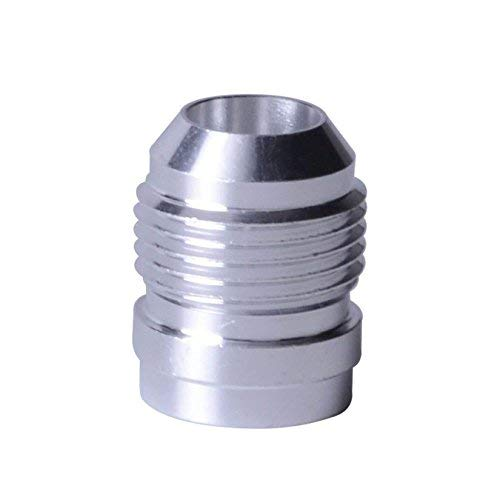 EVIL ENERGY 10AN Male Weld On Fitting Bung Hose Adapter Fuel Oil Aluminum Aluminum Adapter Weld Fitting