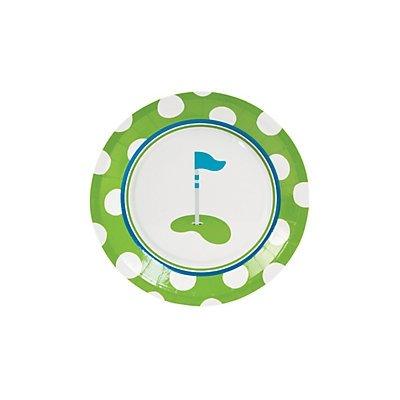 Golf Par-Tee Dessert Plates 2 pack]()