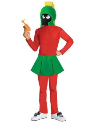 Marvin The Martian Costumes Women - Rubie's Marvin The Martian Costume for