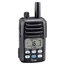 Icom M88 Instrinsically Safe (IS) Handheld VHF Radio