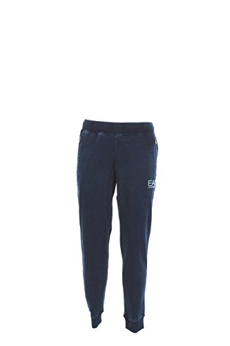 EA7 TRAIN INDIGO M PANTS CH UOMO