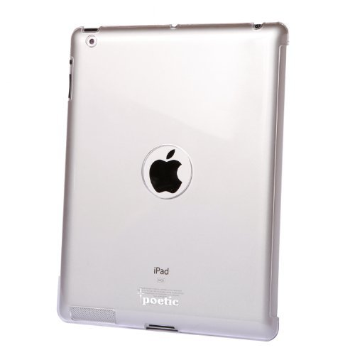 Poetic ThinShell Smart Cover Partner Case for The New iPad