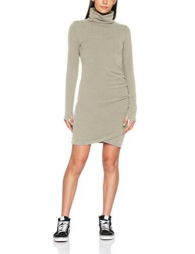 Grigio Funnel Ma1054 Dress Bench Vestito Donna Marl Grey Slim winter qXwUWz5Z