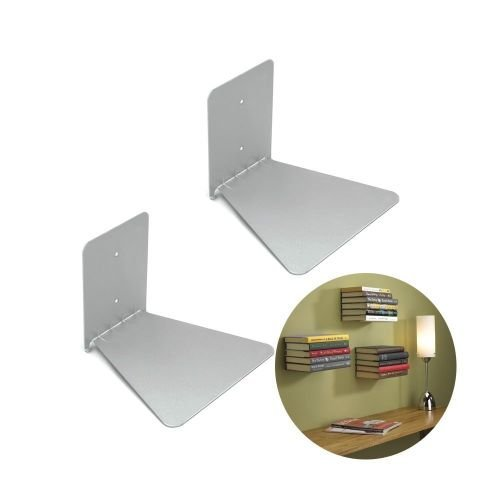 Conceal Shelf Merch Silver - Large Set of 2 ()