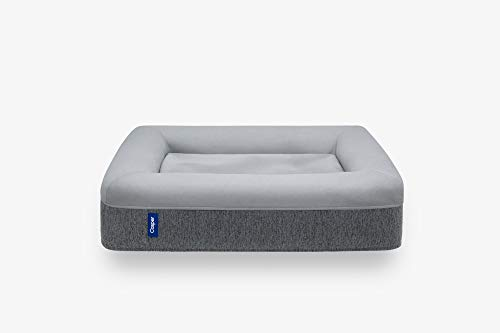 Casper DOGBD-SB-GY-US-JEF Memory Foam Pet Bed, Small, Gray 1