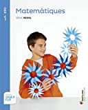 MATEMÀTIQUES SÈRIE RESOL 1 ESO SABER FER - 9788490471951