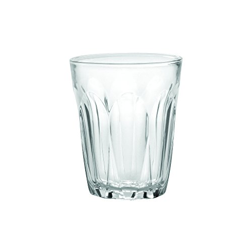 (Duralex - Provence Clear Drinking Glass Tumblers, Sets of 6 (8oz. (250ml)))