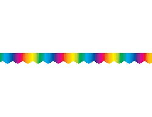 Teacher Created Resources Multicolor Border Trim, Multi Color (4177)