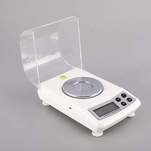 Elegant Mini Digital Pocket Scale 50Kg 0.001g Precision g/ozt/dwt/ct/oz/gn for Kitchen Jewellery Pharmacy Tare Weighing Weight Measure