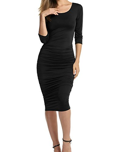Ruched Dress - 3