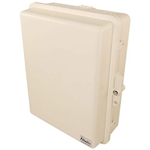 Polycarbonate Box - Altelix Tan NEMA Enclosure 14x11x5 (12
