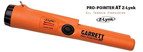 Pinpointer Pro-Pointer at z-lynk Garrett Metal Humo 6 m Naranja: Amazon.es: Deportes y aire libre