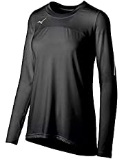Mizuno Women's Techno VII Long Sleeve Volleyball Jersey