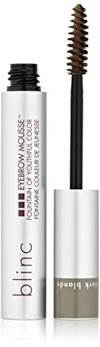 Blinc Eyebrow Mousse, Dark Blonde.14-Ounce Tube