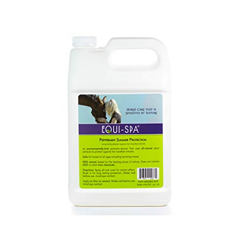 Equi-Spa Peppermint Summer Protection, 1gal by Equi-Spa