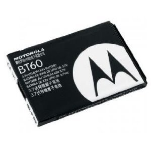 (New OEM Motorola BT60 Battery for Motorola C290, MOTORIZR Z6tv, MOTOROKR Z6m, MotoQ 9c, MotoQ 9h, MotoQ 9m, i580, i880, i885, ic902)